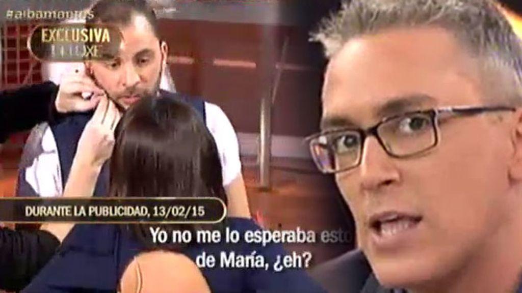 """Kiko H.: """"Antonio quiso que María y yo contáramos las infidelidades de Alba"""""""