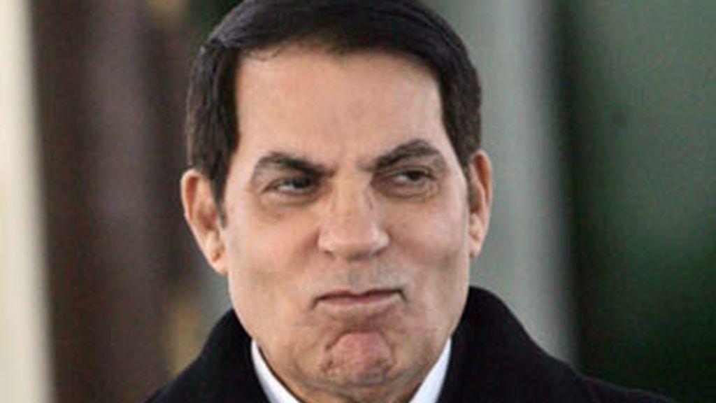 Ben Alí ha indicado que las armas eran regalos de otros jefes de Estado. FOTO: EFE