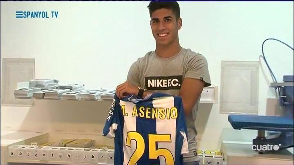 Marco Asensio se olvida del Madrid durante un año y ya solo piensa en el Espanyol