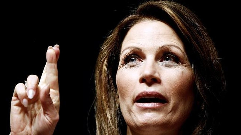 Michele Bachmann, republicana, Tea Party