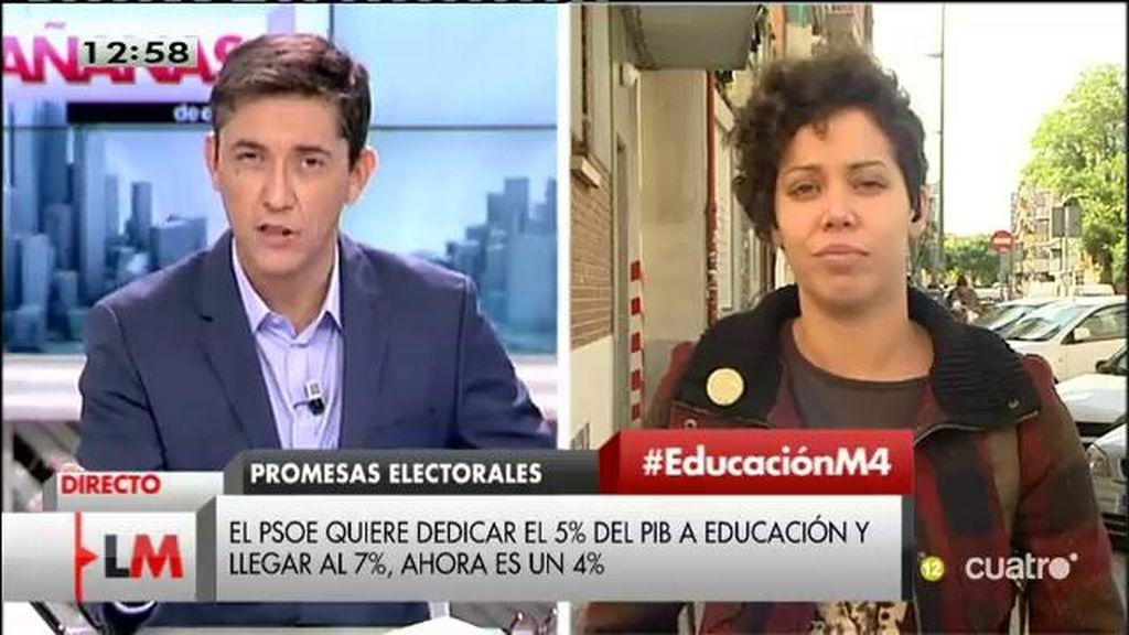 """Ana García: """"Llama la atención que la propuesta del PSOE sea en periodo electoral"""""""