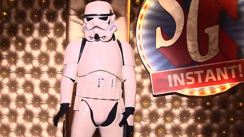 El monólogo de José Luis Stormtrooper: 'Mi vida como Stormtrooper'