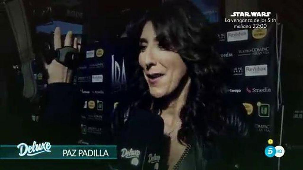Así vivieron los amigos de Jorge Javier el estreno de su obra 'Iba en serio' en Madrid