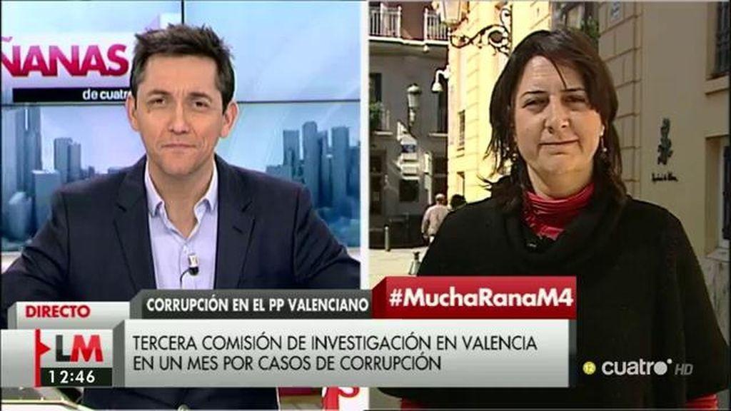 """R. Pérez: """"Si en los medios dicen que son inocentes, qué mejor que ir a la institución a la que han representado a decirlo"""""""