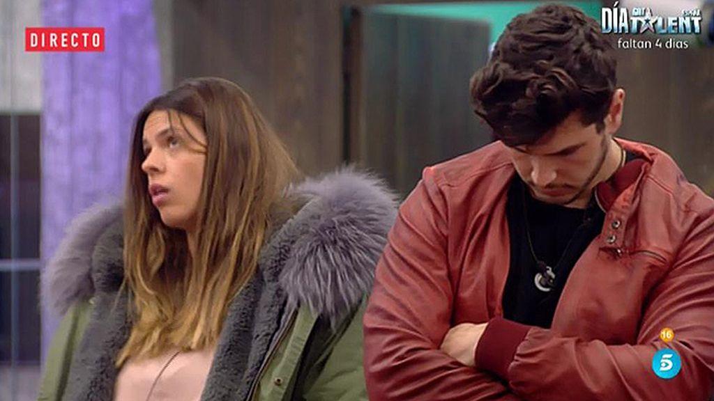"""Laura Matamoros, a Alejandro: """"Una persona humilde no hace lo que haces tú"""""""