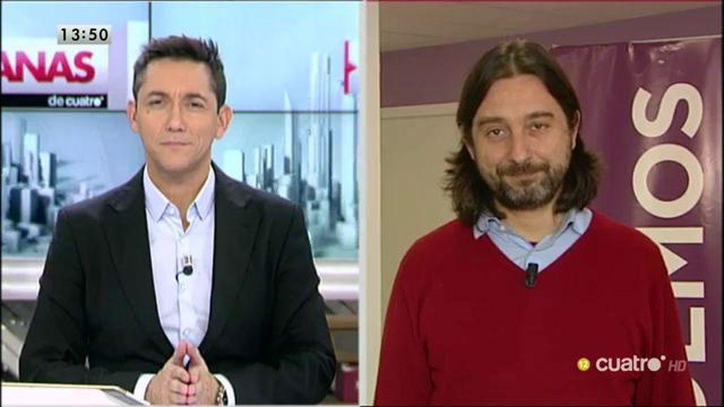 La entrevista con Rafael Mayoral, a la carta