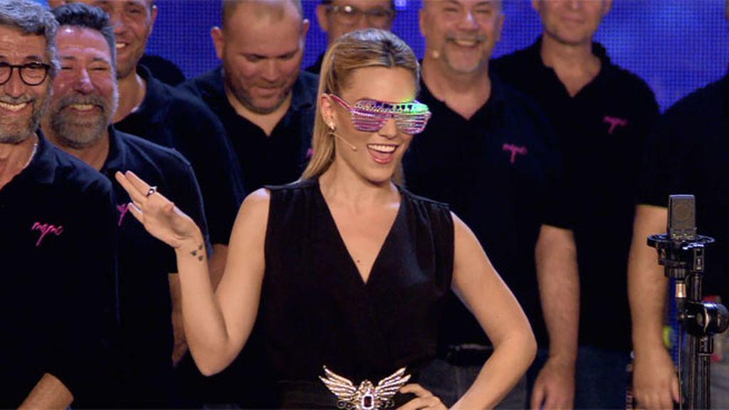 """Edurne: """"Tantas gafas…¡dejadme unas, que me han encantado!"""""""
