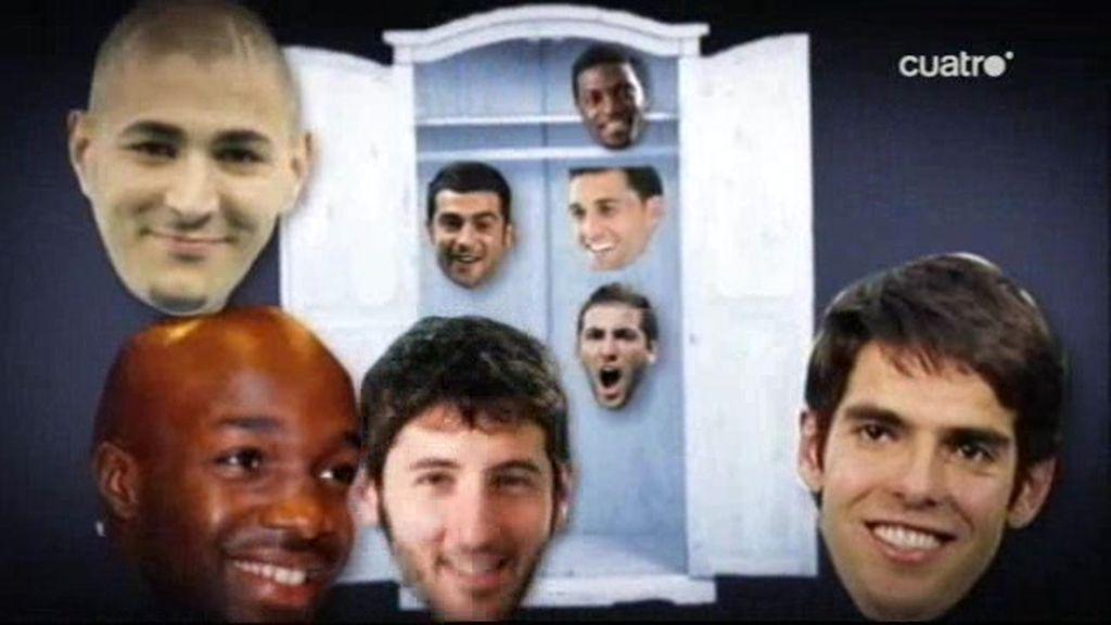 El armario del Madrid