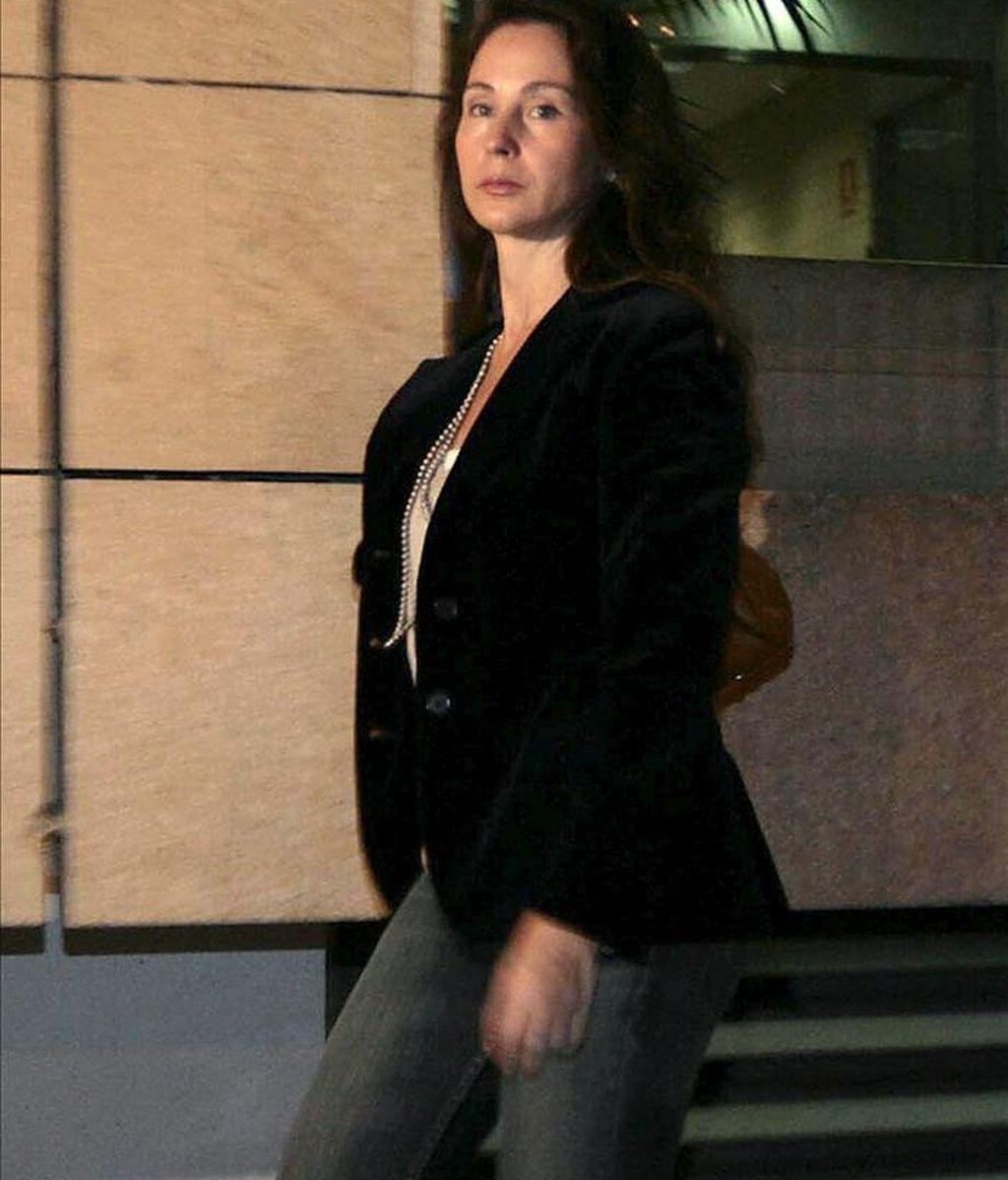 La juez Mercedes Alaya. EFE/Archivo
