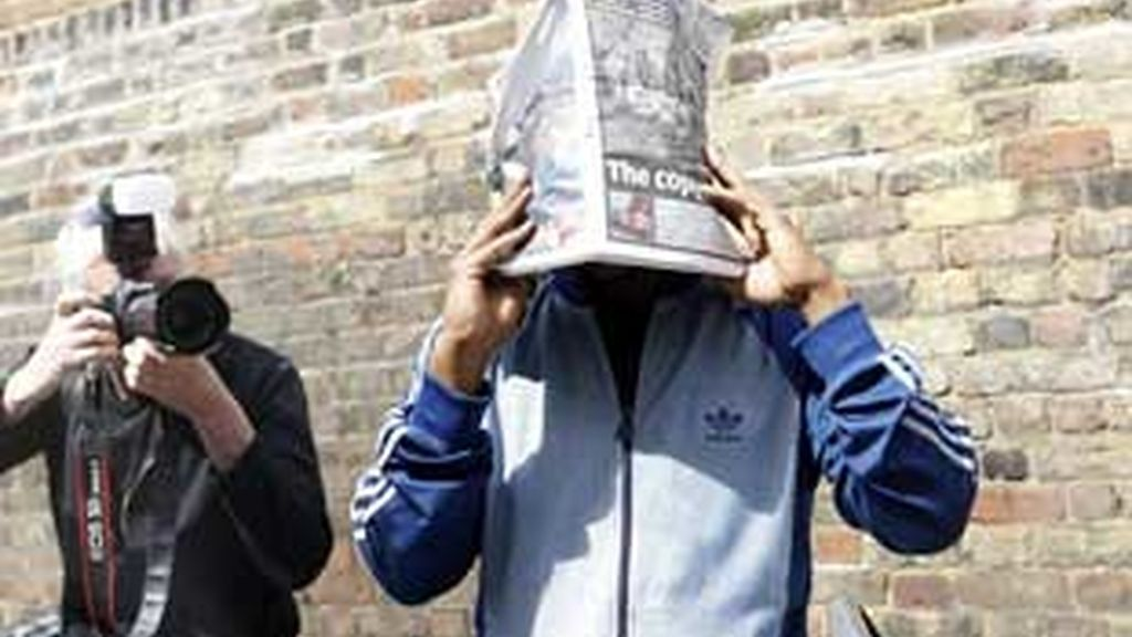 Los detenidos ya han comenzado a prestar declaración ante los tribunales británicos. FOTO: Reuters