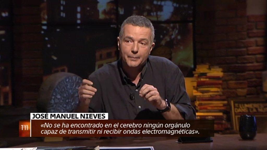 """José Manuel  Nieves: """"Tenemos que aprender mucho sobre el cerebro"""""""