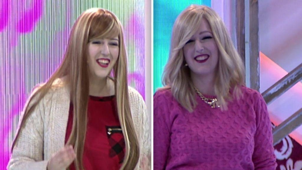 El cambio de look de Yolanda
