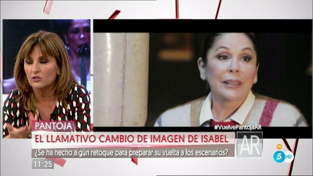 """Beatriz Cortazar: """"Isabel Pantoja se ha hecho arreglos faciales y está rara"""""""
