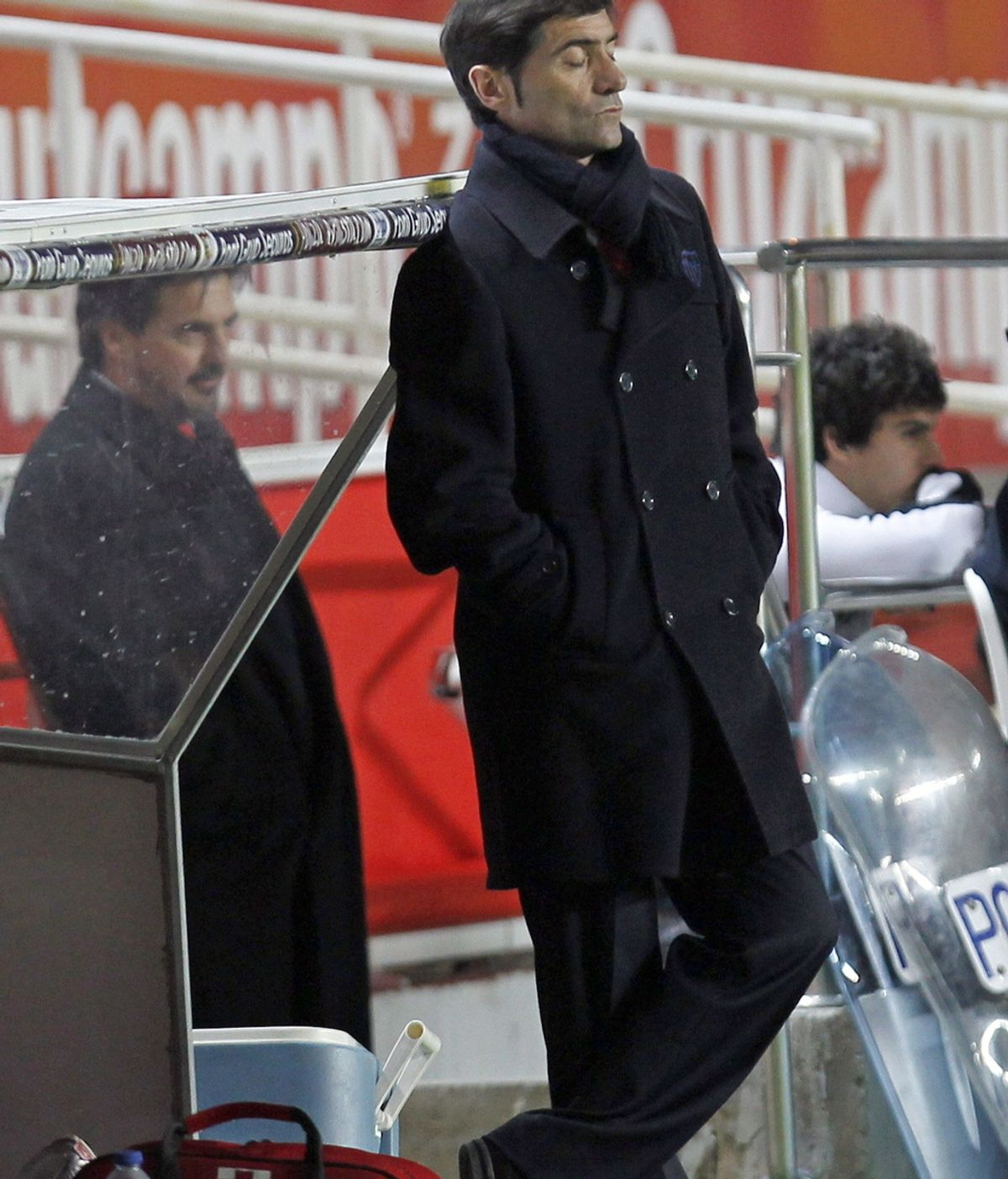 Marcelona García Toral, entrenador del Sevilla