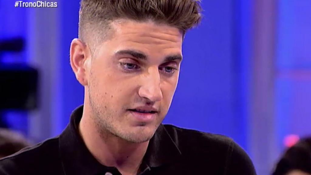 """Jonathan, a Samira: """"Si sentías algo por dos personas haberte ido sola"""""""