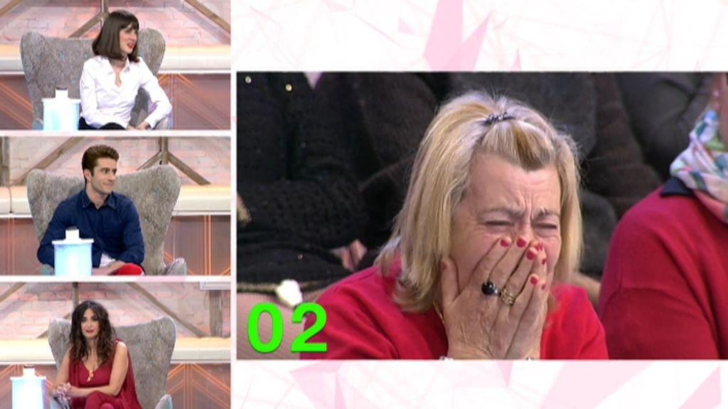 Angélica pide un cambio para su abuela y hada madrina