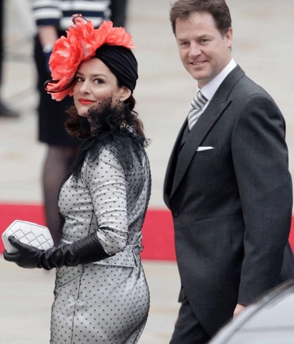 Frikis en la boda real inglesa