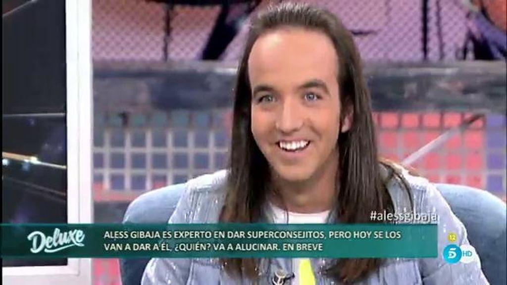 """Aless Gibaja: """"Nunca me he enamorado"""""""