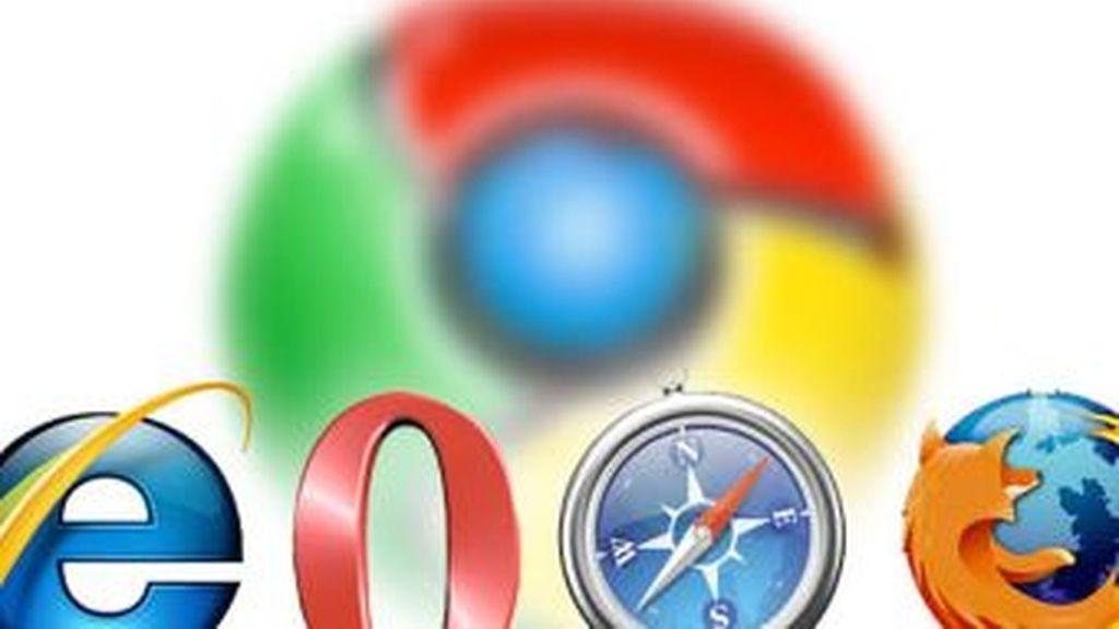Internet Explorer continúa siendo la opción más extendida con un 41,66 por ciento, aunque pierde ventaja respecto a sus competidores.