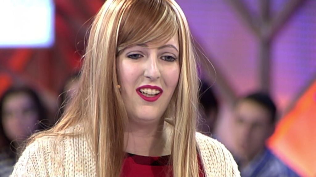 """Yolanda: """"Tengo alopecia universal y soy muy feliz pero quiero ser más sexy todavía"""""""