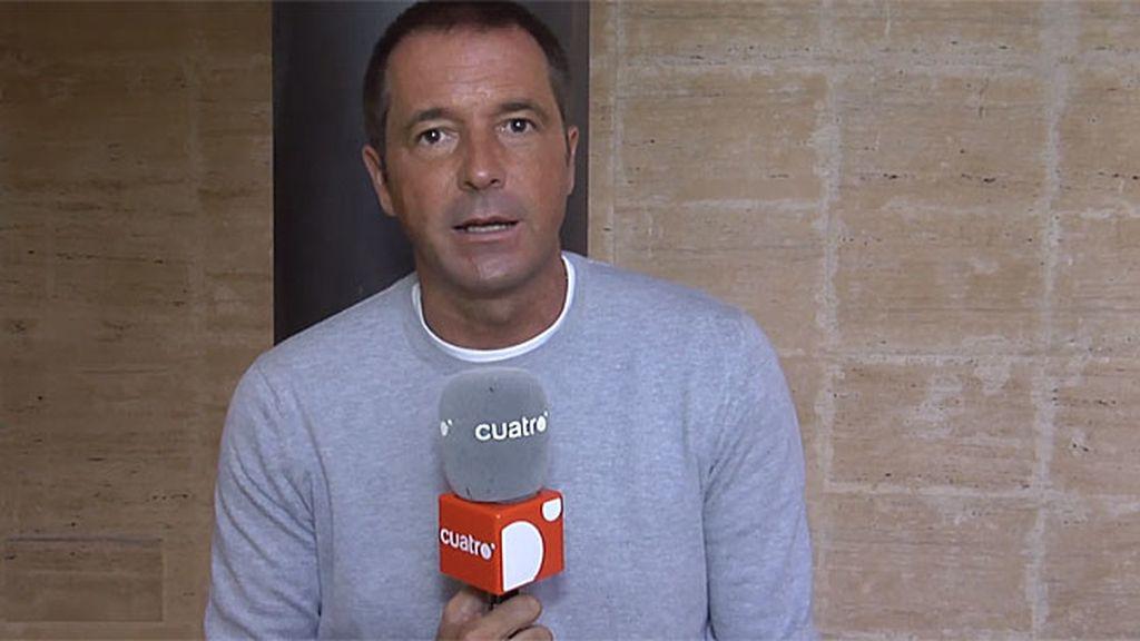 """Manu Carreño: """"Zidane no se juega el puesto en el Clásico pero en la Champions sí"""""""