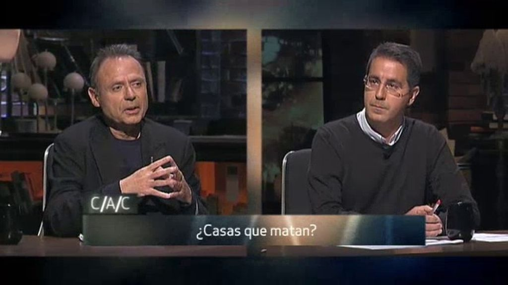 """Vicente Garrido: """"En las casas se encierran muchos miedos propios de la sociedad"""""""
