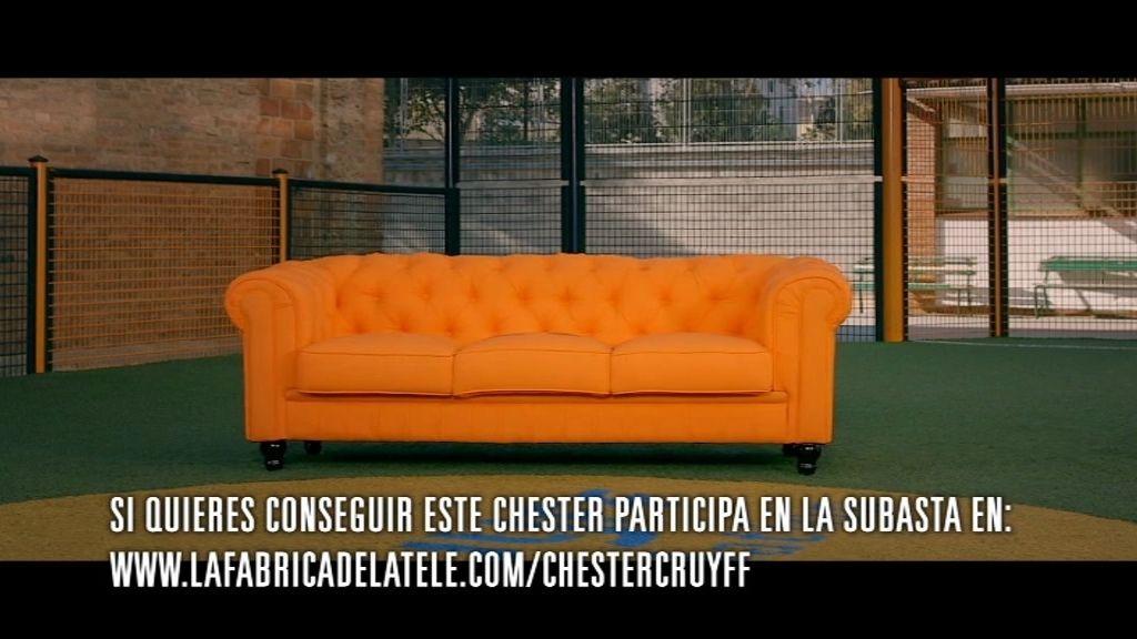 ¿Quieres el chester de Johan Cruyff?