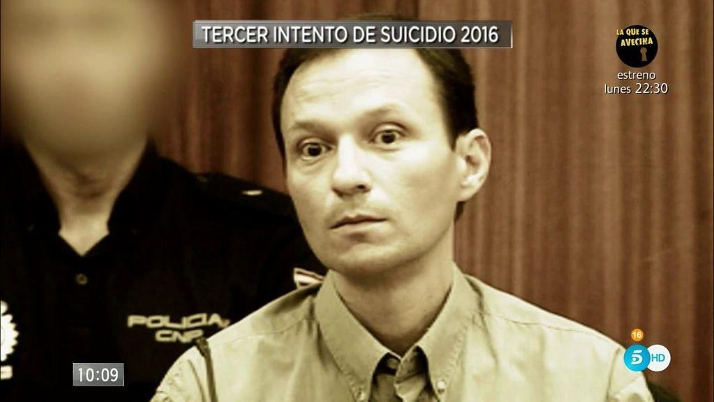 José Bretón ¿Intento de suicidio o llamada de atención?
