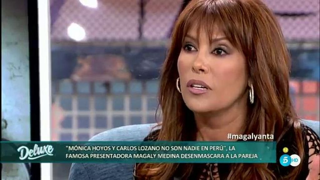 Magaly Medina asegura que lleva ocho años burlándose de Mónica Hoyos en televisión