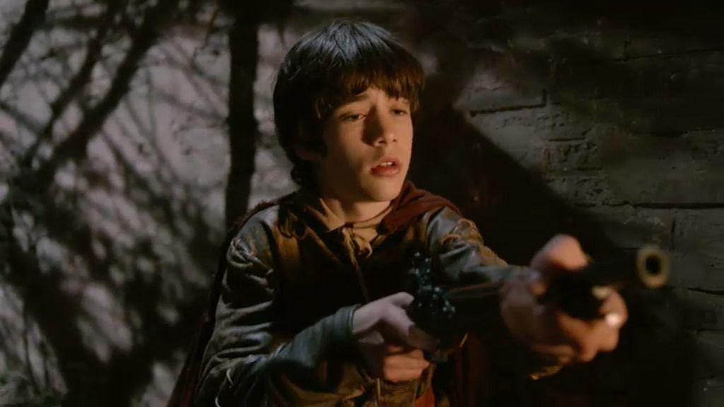 El pequeño Íñigo le salva la vida a Alatriste