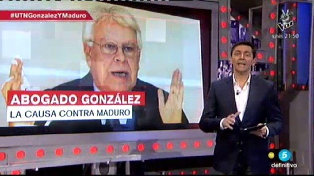 Javier Ruiz analiza las declaraciones de Felipe González sobre Venezuela