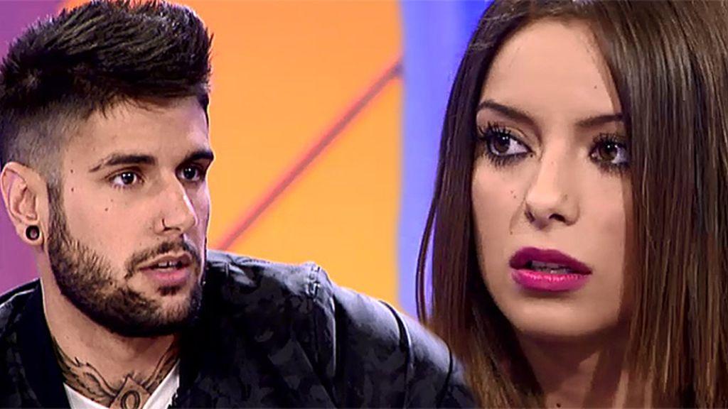 "Zulema, a Iván: ""Me llega gente y me dice que te estás viendo con Anais"""