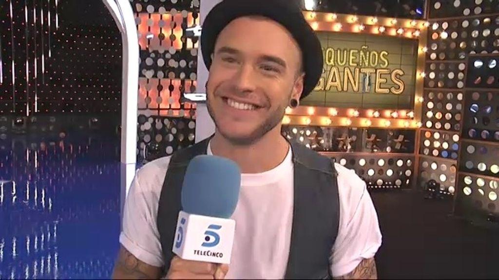 Adrián Rodríguez: actor, cantante, seguidor de \'Cuarto Milenio\'… y ...