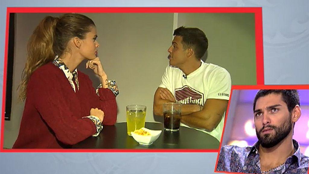 Cita Triana y Lukas (22/10/2014)