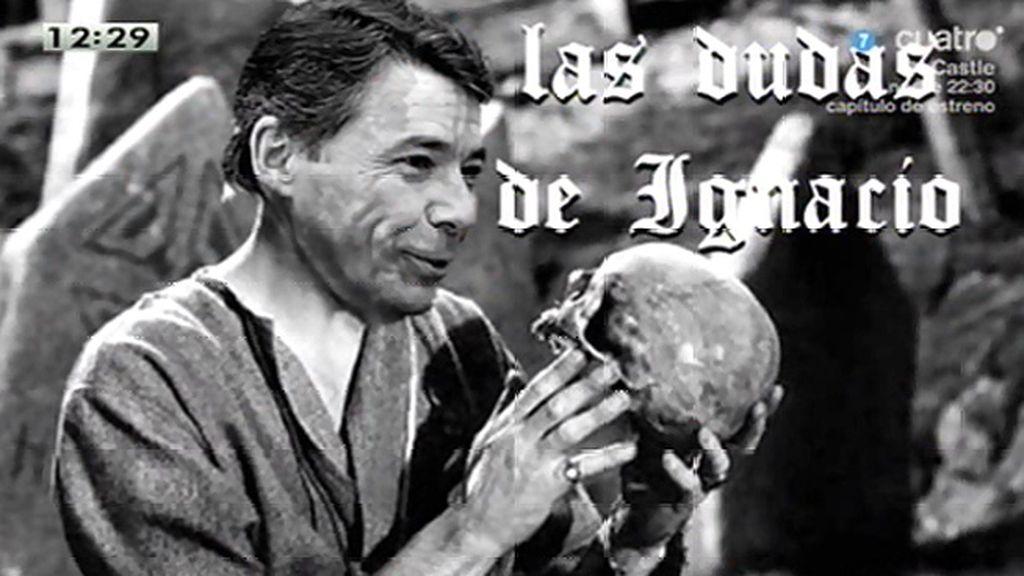 Las dudas de Ignacio González
