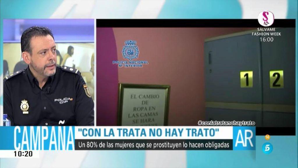 """José Nieto: """"En España hay demanda de menores y las mafias atienden esa demanda"""""""