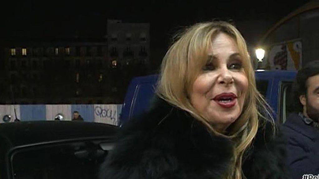 """Ana Obregón, sobre Alessandro Lequio: """"Me ha tratado como una rastrera"""""""