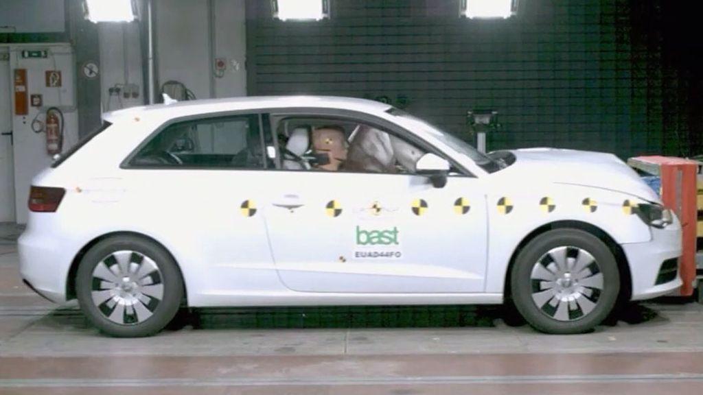 Audi A3 - crash test