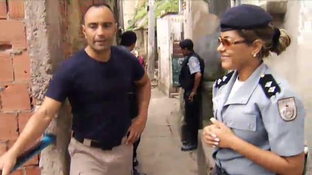 """Pablo Vadillo: """"Me quieren mostrar una imagen de policía cercana y poco dura"""""""