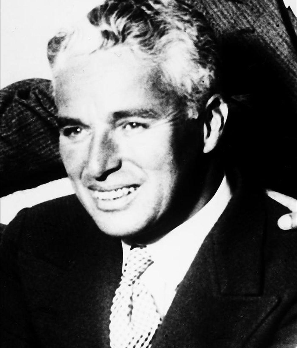 "Retrato del cineasta Charlie Chaplin "" Charlot "" . EFE/Archivo"