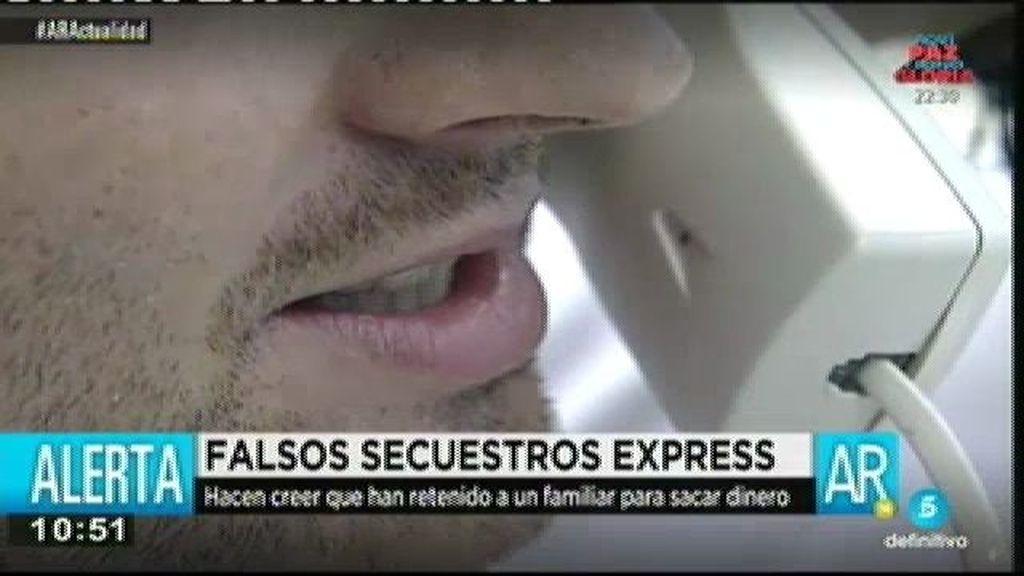 Falsos secuestros express, la nueva estafa que ya han sufrido 300 personas