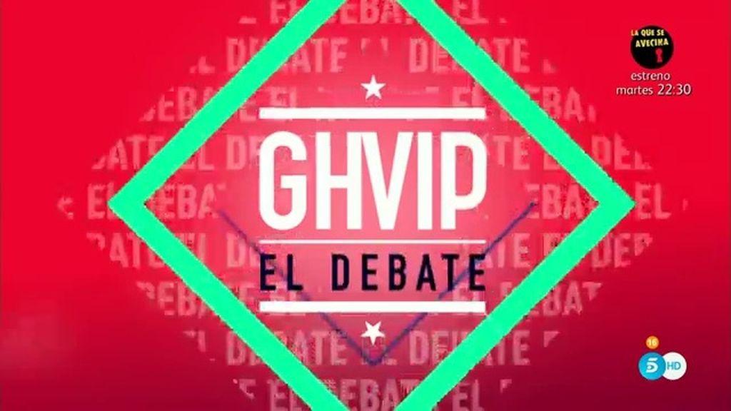 El debate de 'GH VIP' (03/04/16)