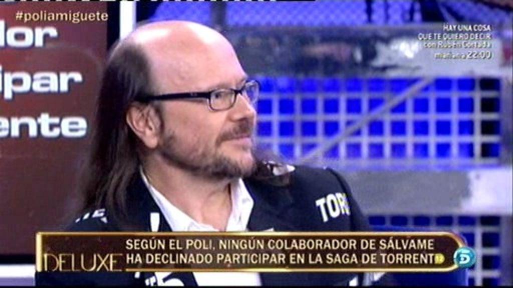 """Santiago Segura: """"A Jesulín le costaba aprenderse los guiones de 'Torrente 5"""""""