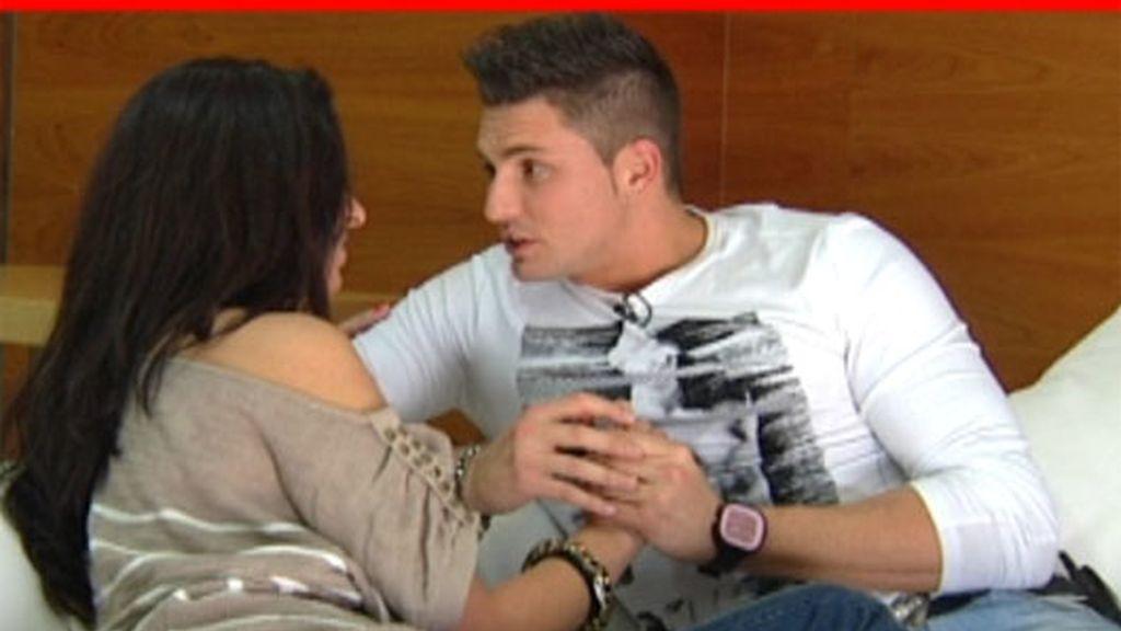 Indhira y Víctor (04/04/11)