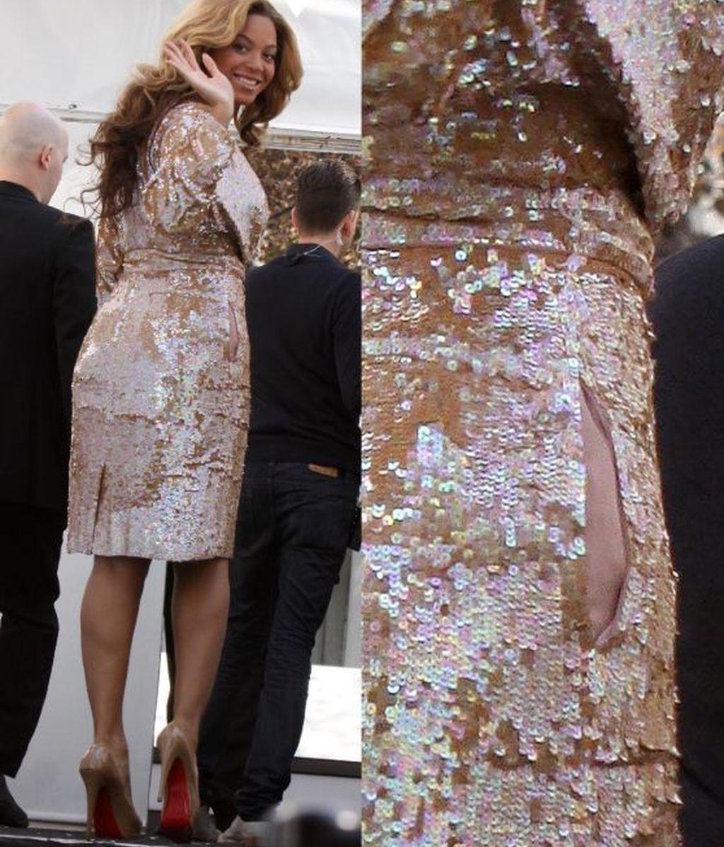 Beyoncé tendrá que comprar ropa de su talla