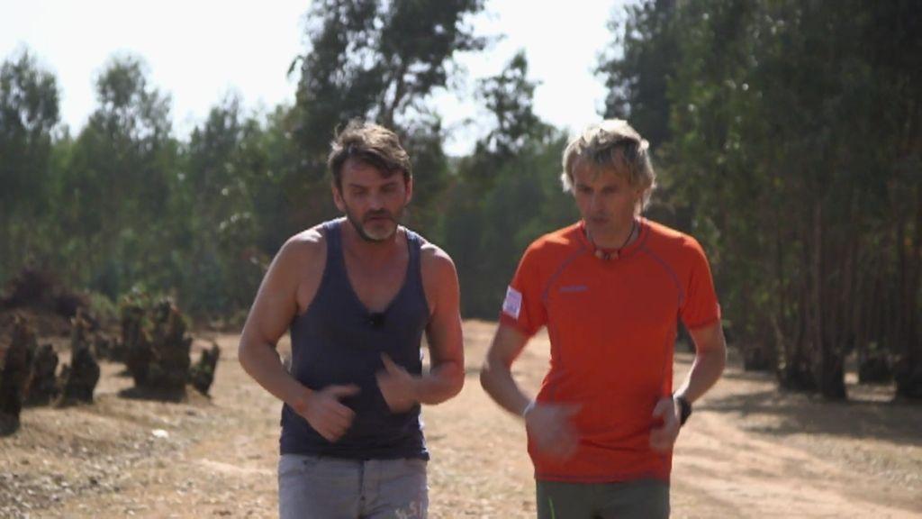 Fernando Tejero descubre Etiopía corriendo como un buen maratoniano