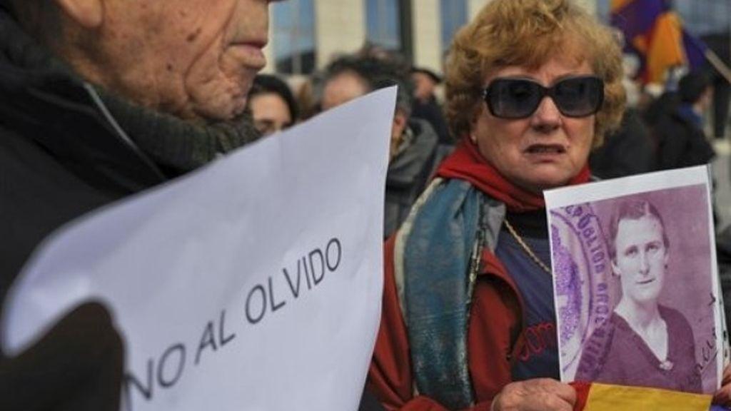 Protestas contra Franco en Pamplona