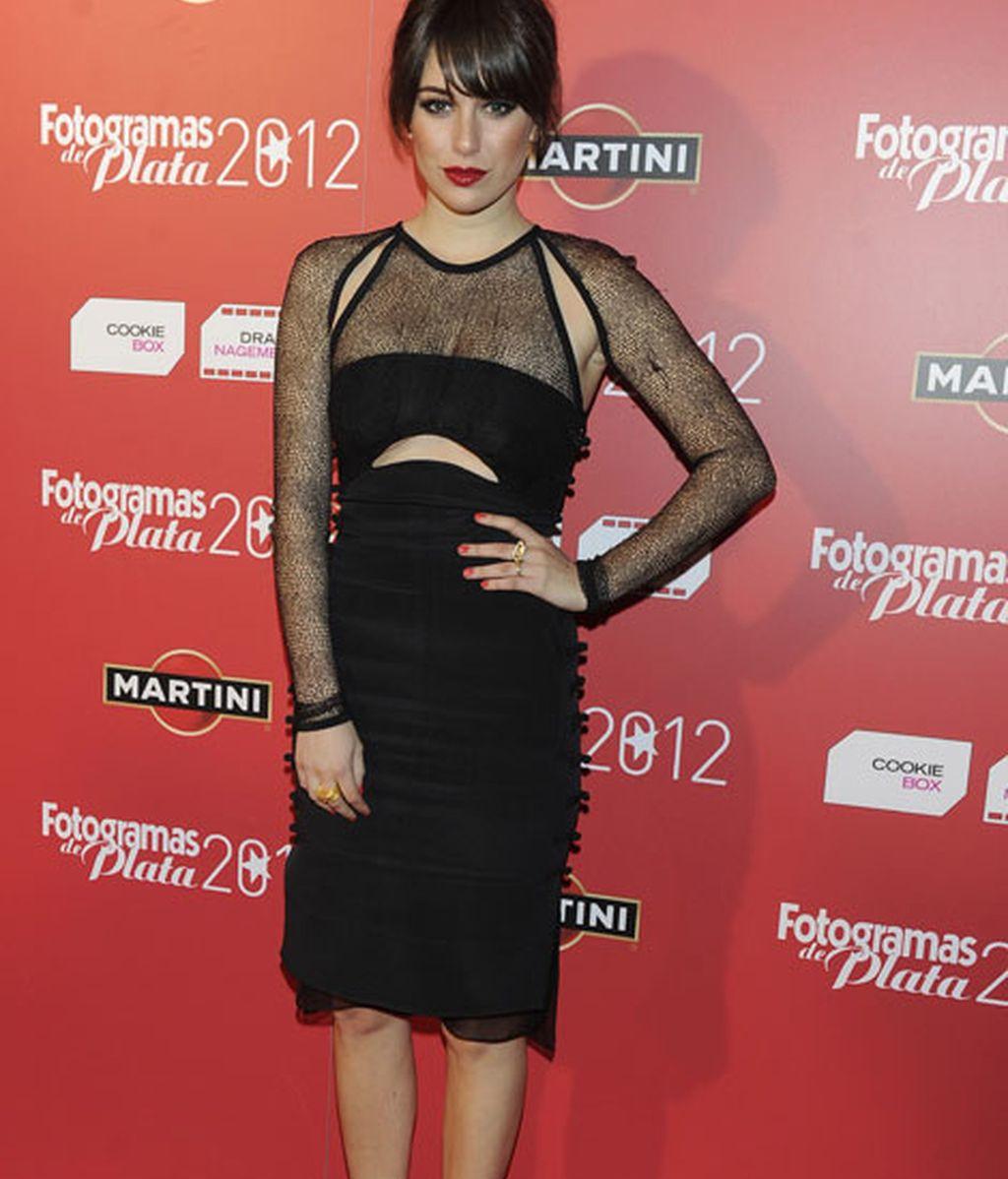 El vestido de Blanca Suárez, de los más atrevidos