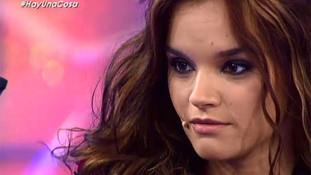 "Melody: ""Soy un poquito celosa"""