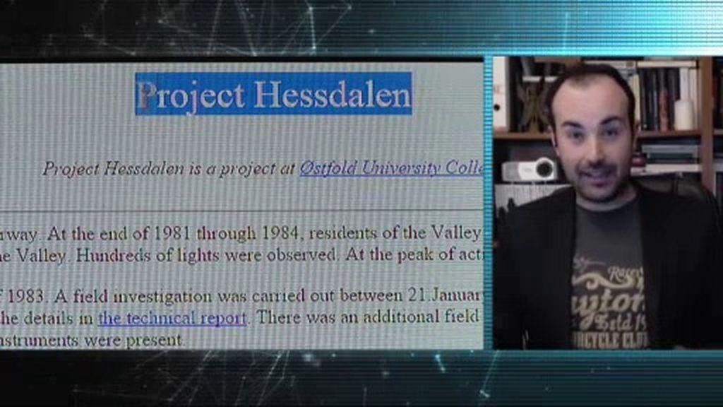 Misterio 4.0: El fenómeno noruego Hessdalen en la era digital